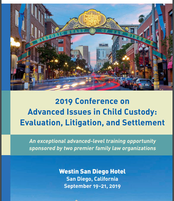 AFCC-AAML-2019-Conference